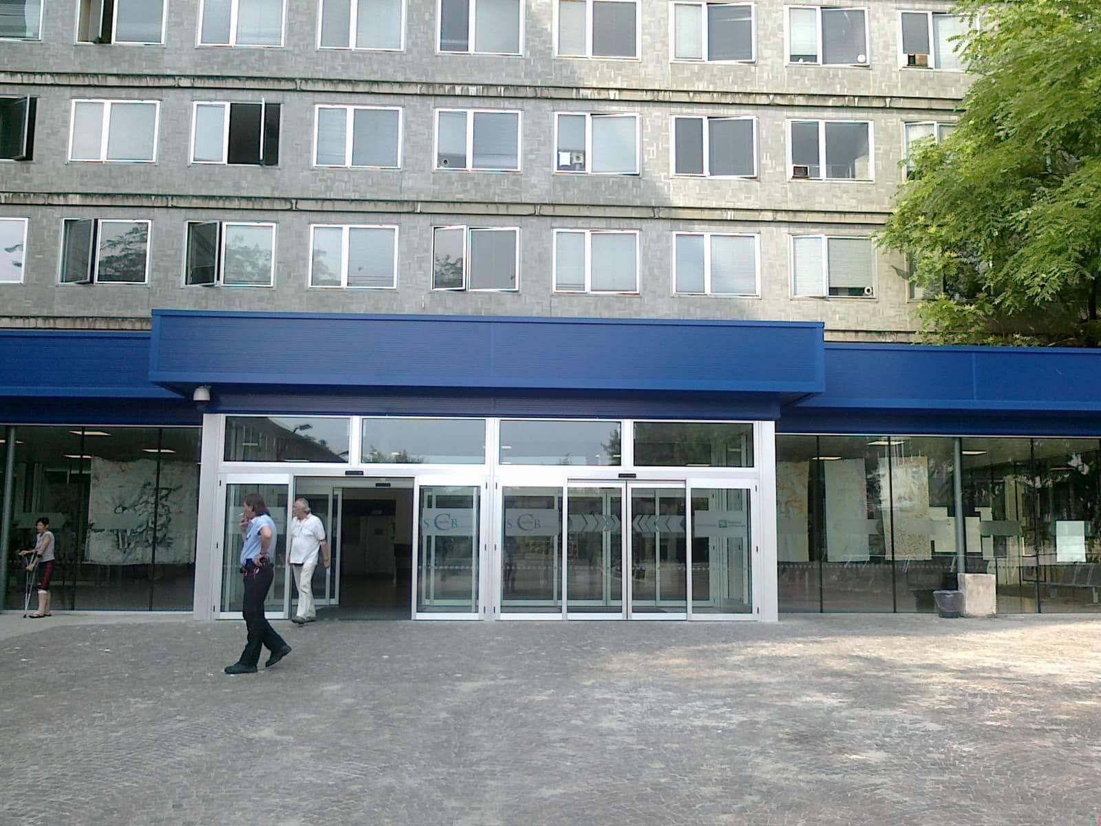 esterno bussola ospedale san carlo borromeo