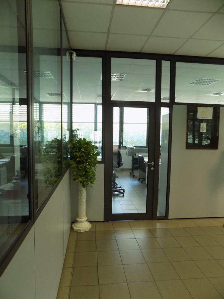 pareti divisorie e partizioni interne di uffici